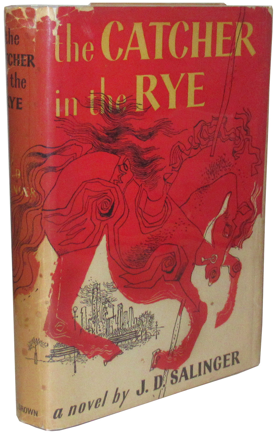 The Catcher In The Rye J D Salinger First Edition