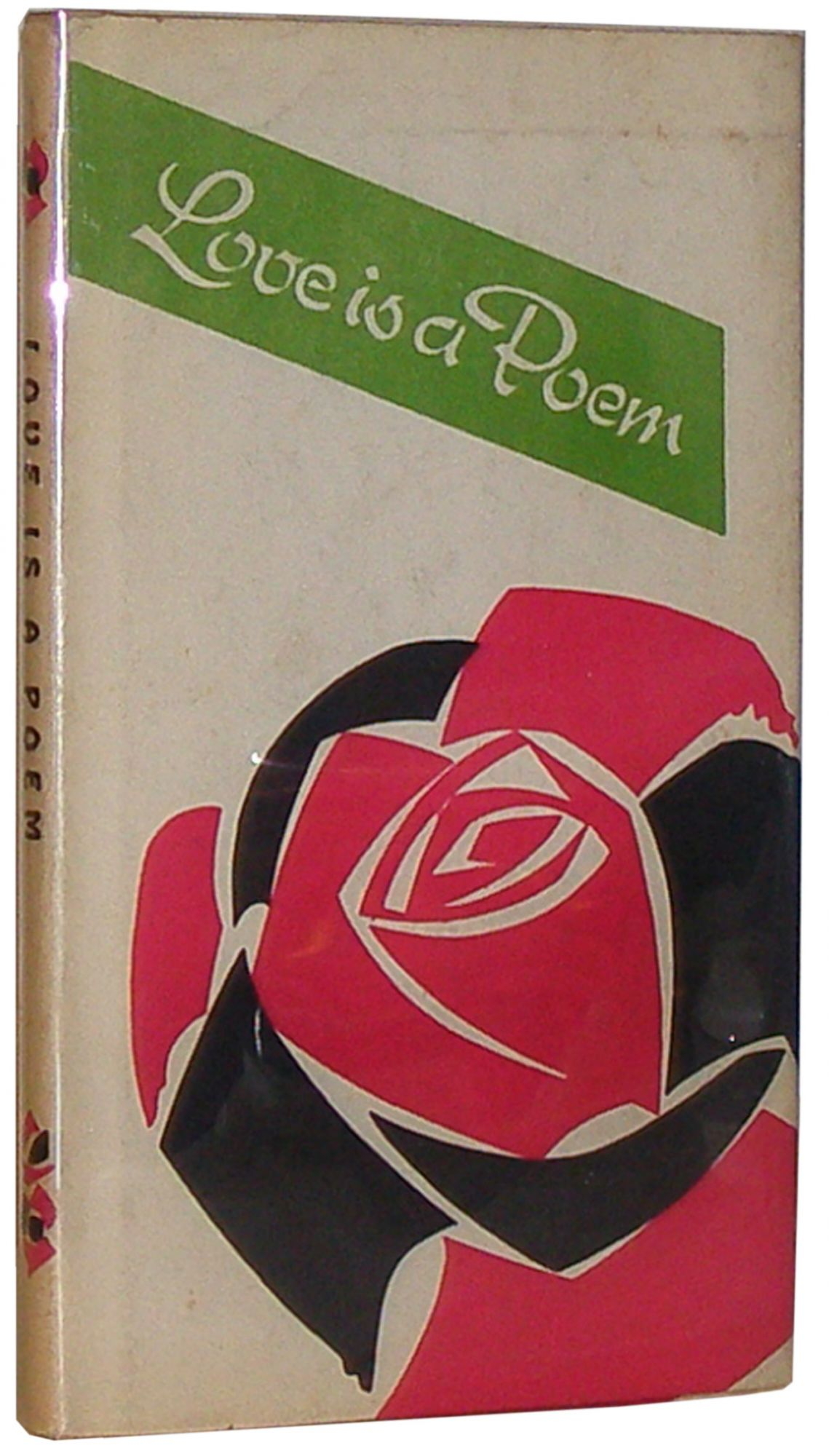 Love is a Poem - Peter Pauper Press - First Edition