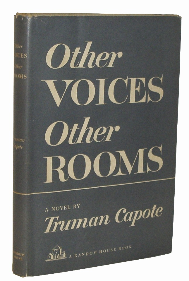 Other Voices, Other Rooms - Truman Capote - First Edition