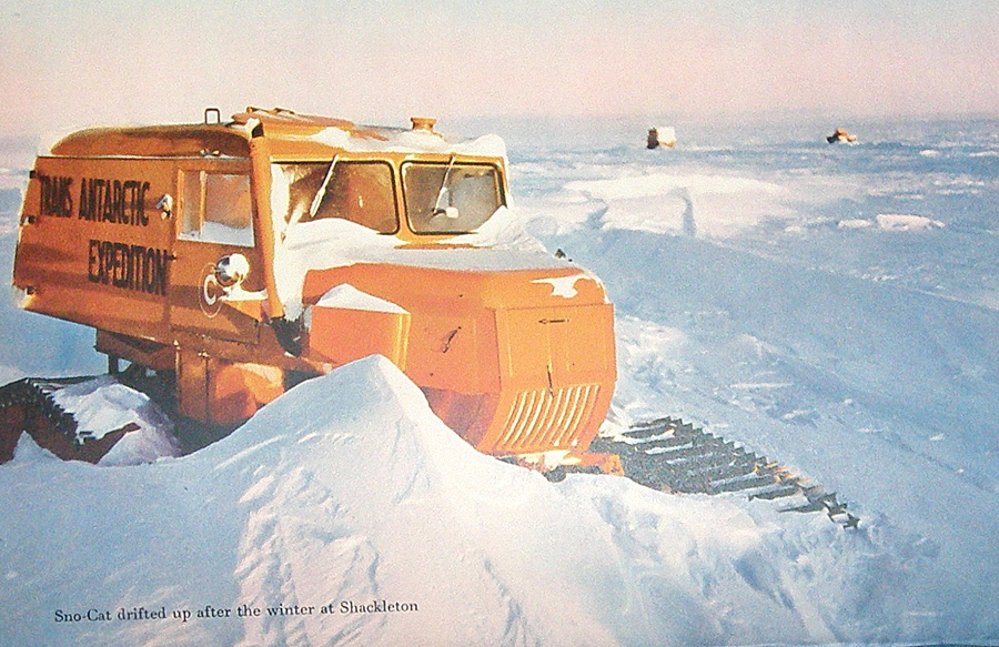 Image result for Commonwealth Trans-Antarctic Expedition i