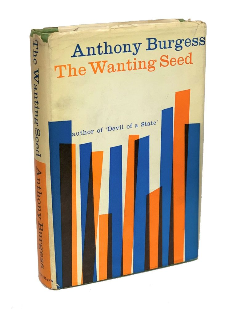 The Wanting Seed. Anthony Burgess.