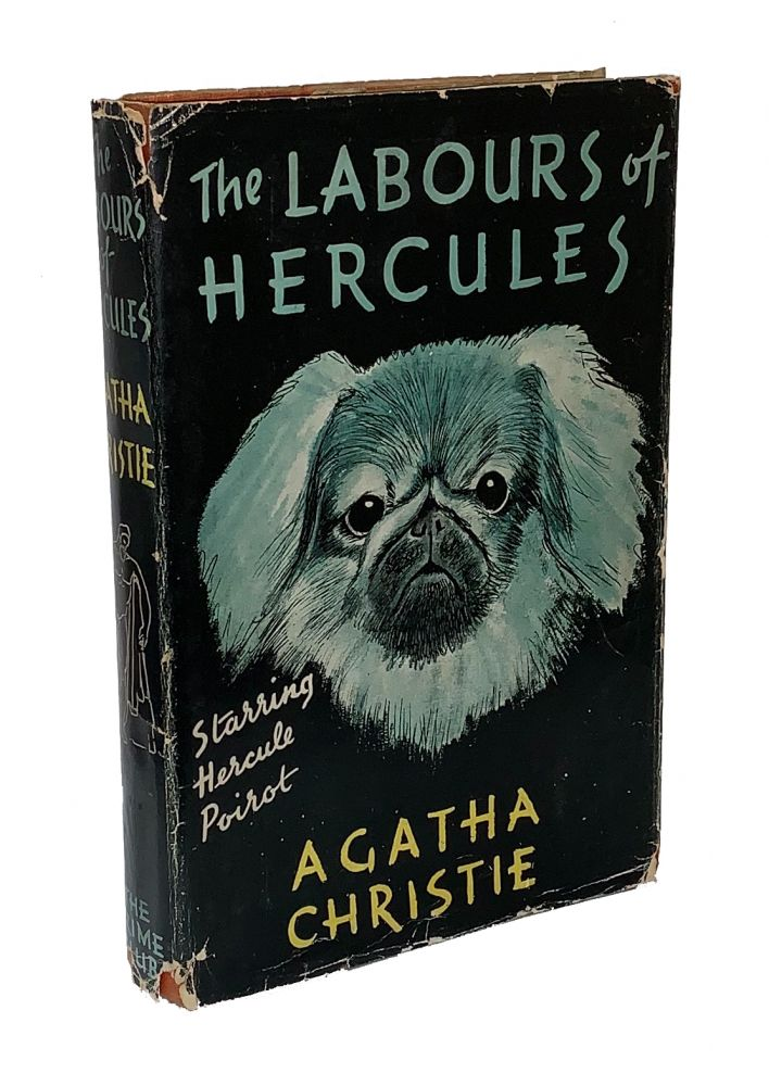 The Labours of Hercules. Agatha Christie.