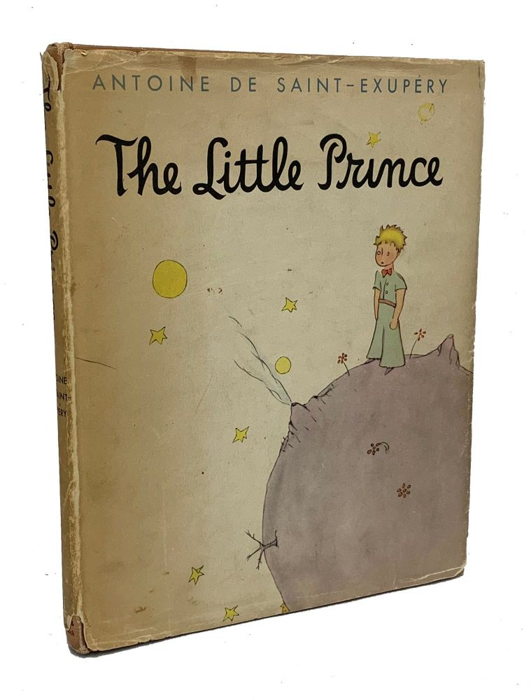 The Little Prince. Antoine de Saint-Exupéry.