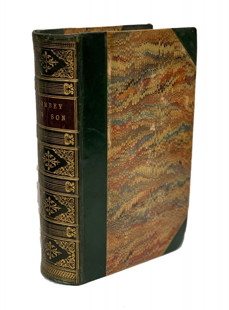 Dealings with the Firm Dombey and Son, Wholesale, Retail, and Exportation. Charles Dickens.