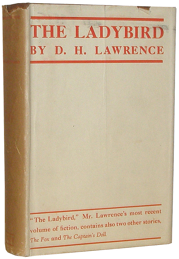 The Ladybird. D. H. Lawrence, David Herbert.