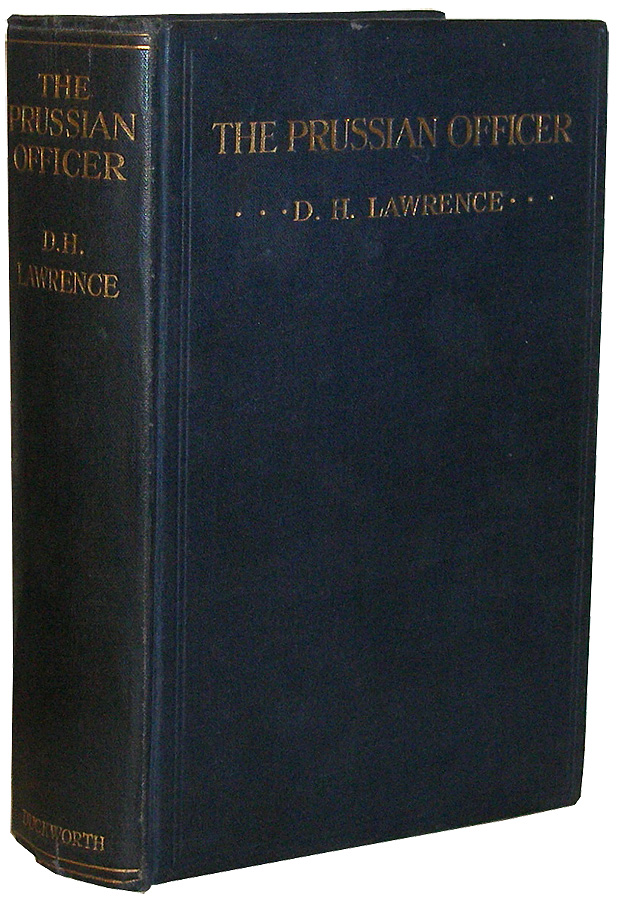 The Prussian Officer, and Other Stories. D. H. Lawrence, David Herbert.