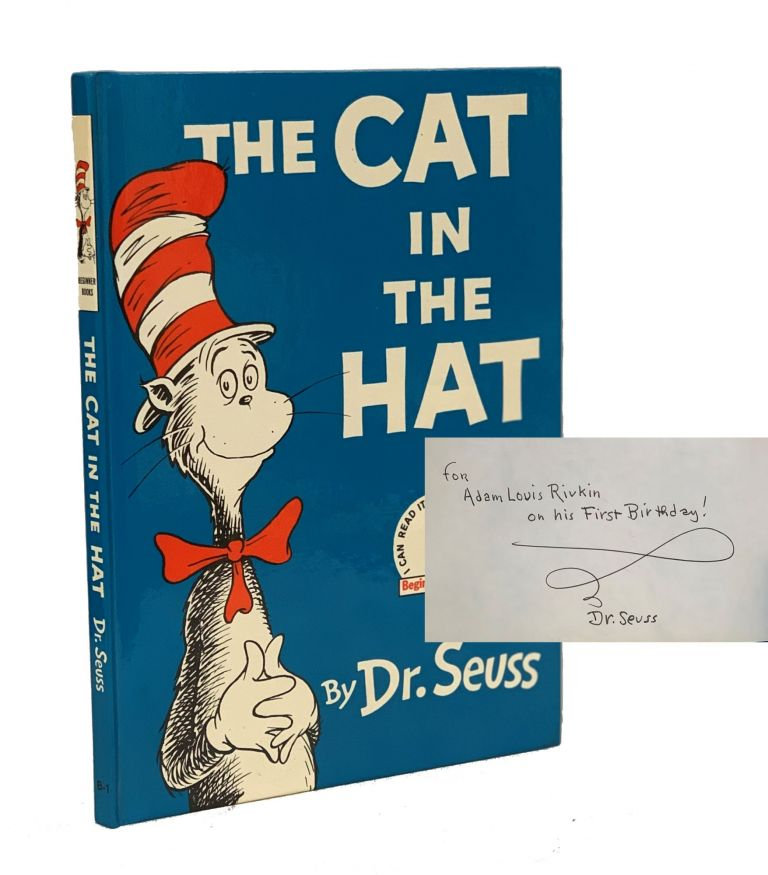 The Cat in the Hat. Seuss Dr, Theodore Seuss Geisel.