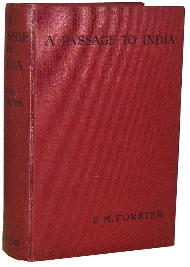 A Passage To India E M Forster 1st Edition