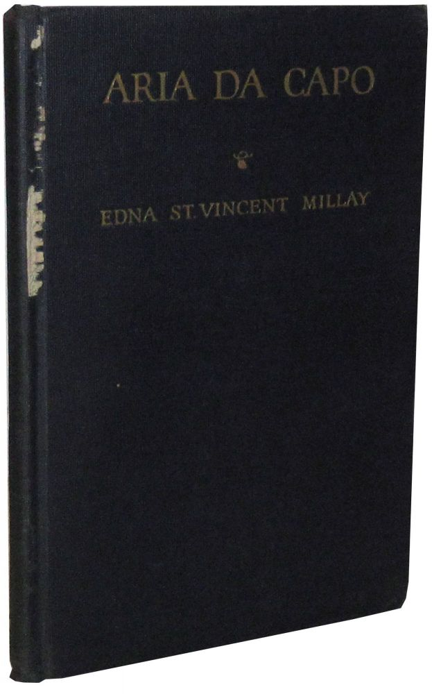Aria Da Capo, A Play in One Act. Edna St. Vincent Millay.