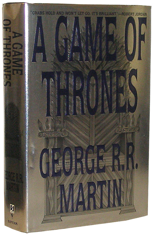 A Game of Thrones: Book One of Ice and Fire - George R  R