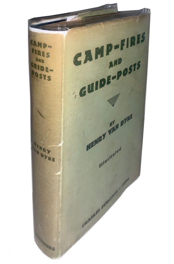 Camp-Fires and Guide-Posts. Henry Van Dyke.
