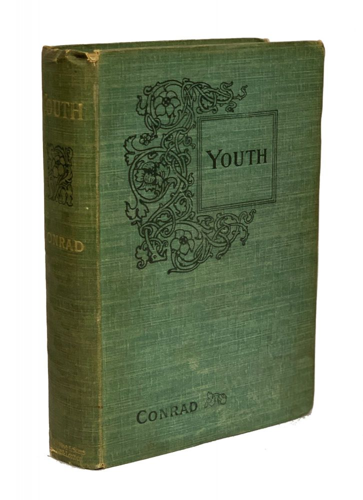 Youth: A Narrative and Two Other Stories. Joseph Conrad.