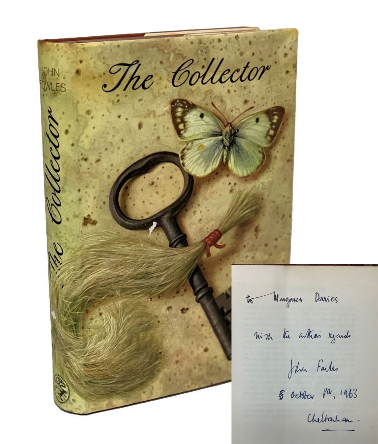 The Collector. John Fowles.