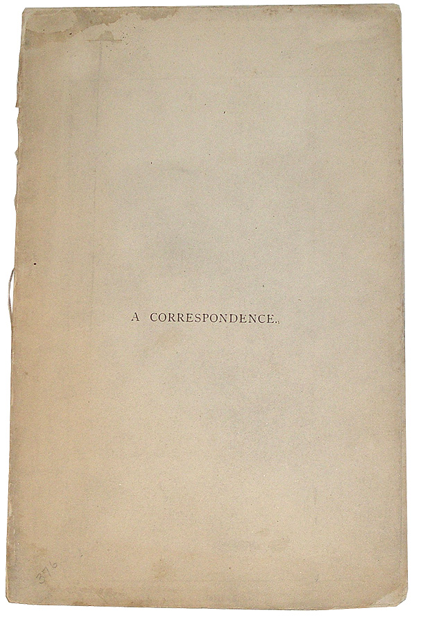 The Executive Committee of Shakespeare's Birth-Place and Mr. Halliwell-Phillips: A Correspondence. James Orchard Halliwell-Phillipps.