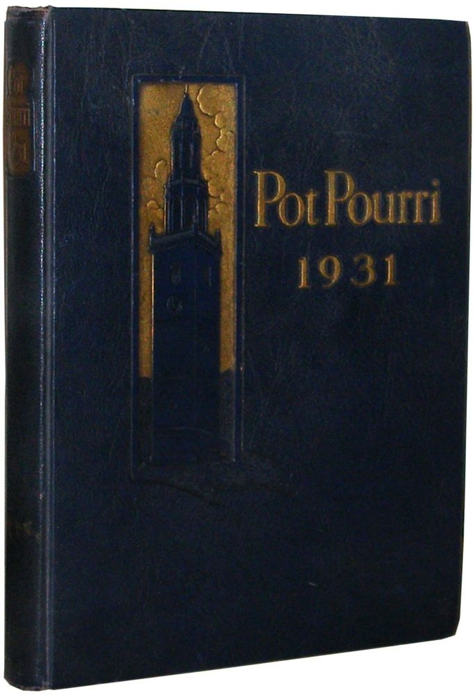 Pot Pourri 1931. James Phillips Lardner.