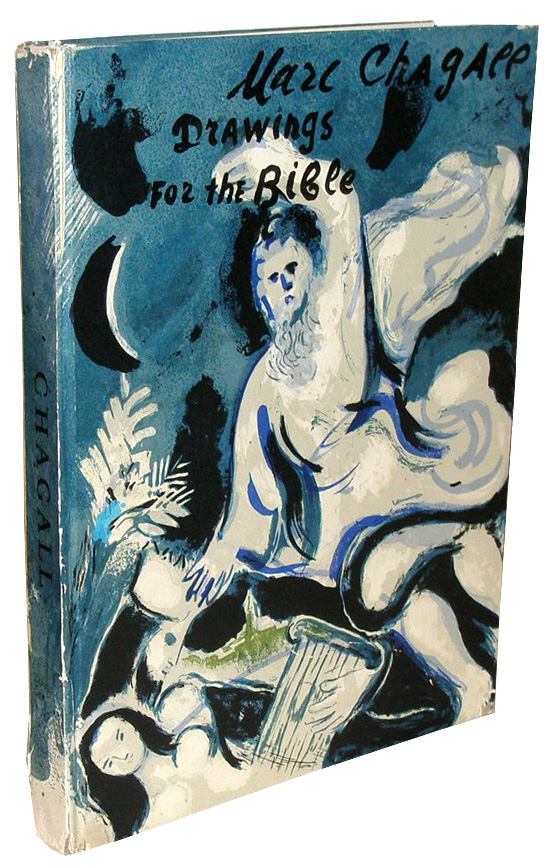Drawings for the Bible. Marc Chagall, Stuart Gilbert.