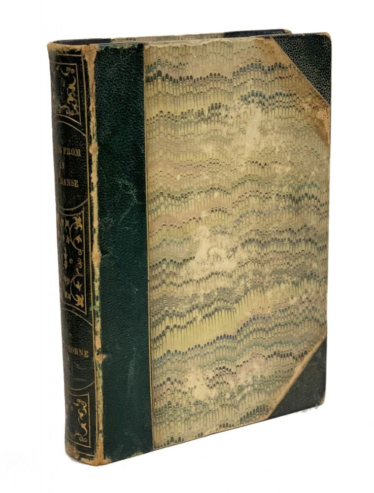 Mosses from an Old Manse. Nathaniel Hawthorne.