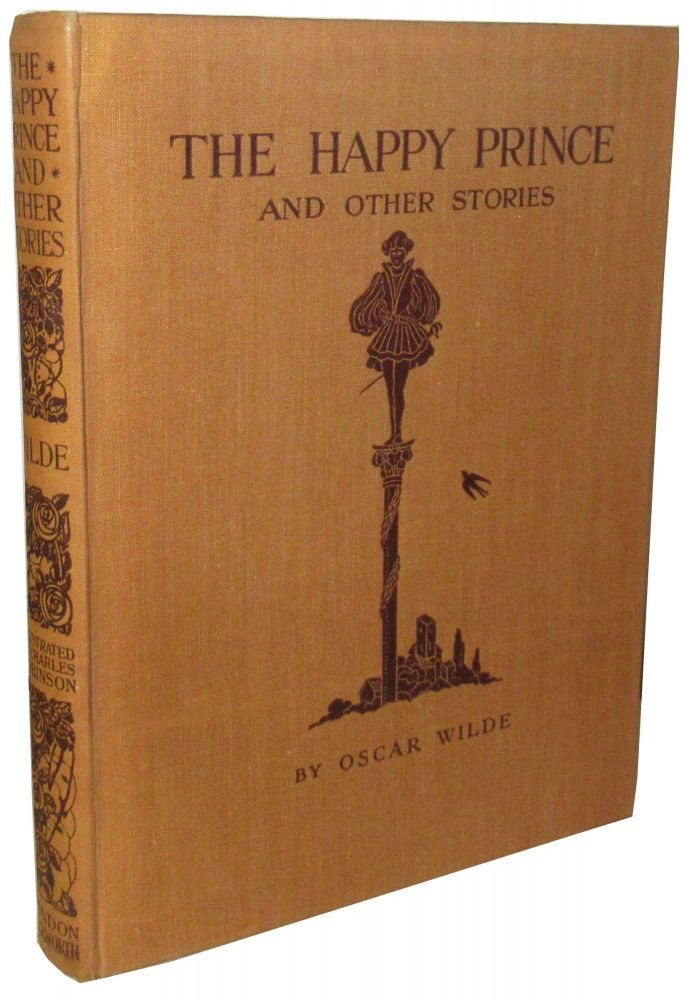 The Happy Prince, and Other Stories. Oscar Wilde.