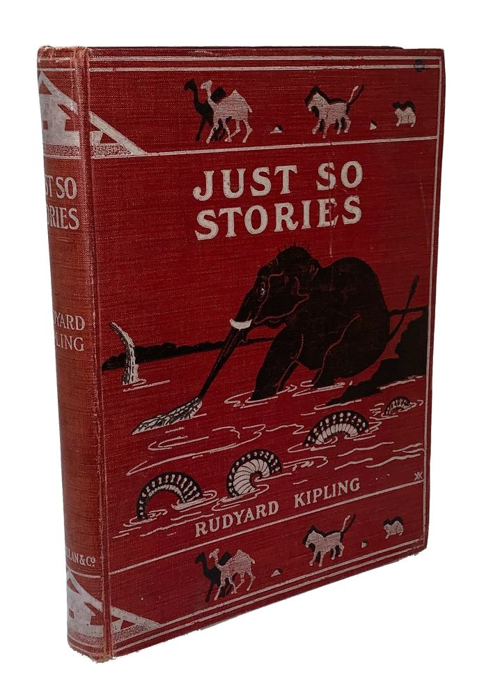 Just So Stories. Rudyard Kipling.
