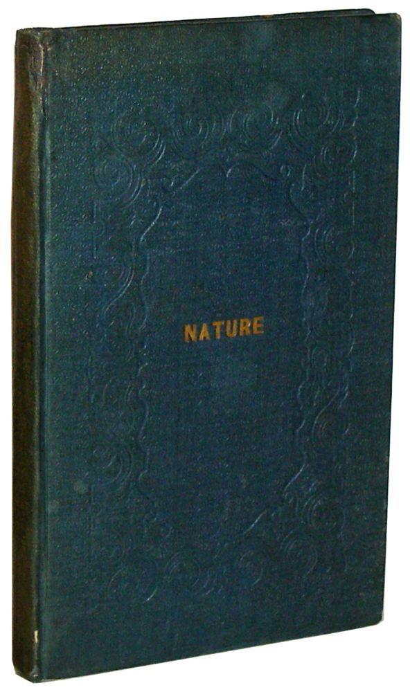 Nature. Ralph Waldo Emerson.