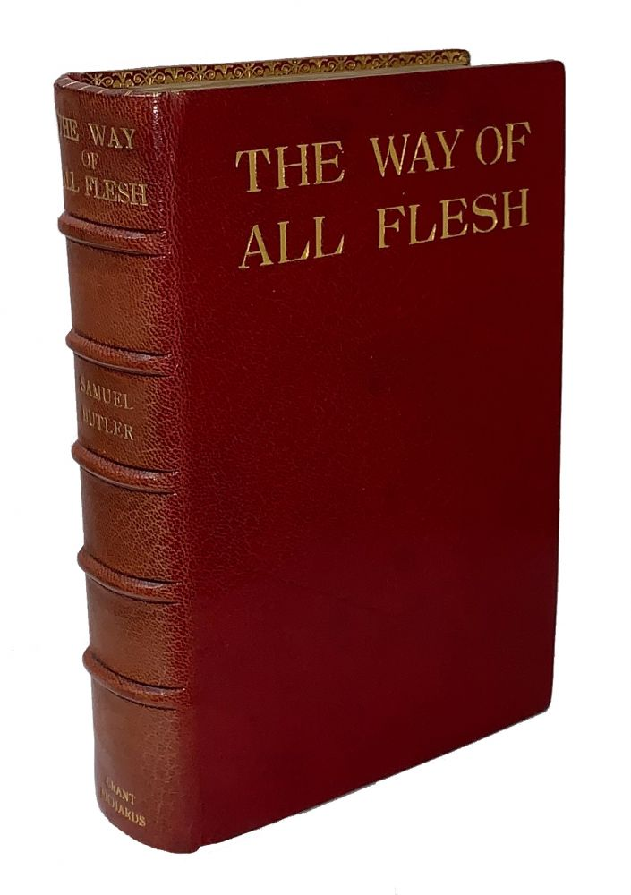 The Way of All Flesh. Samuel Butler.