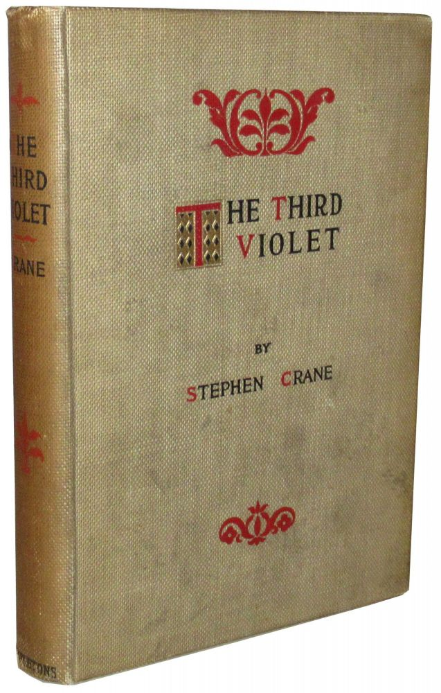 The Third Violet. Stephen Crane.