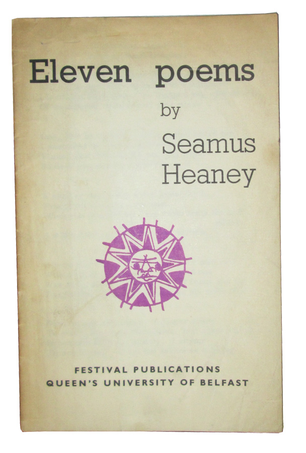Eleven Poems. Seamus Heaney.