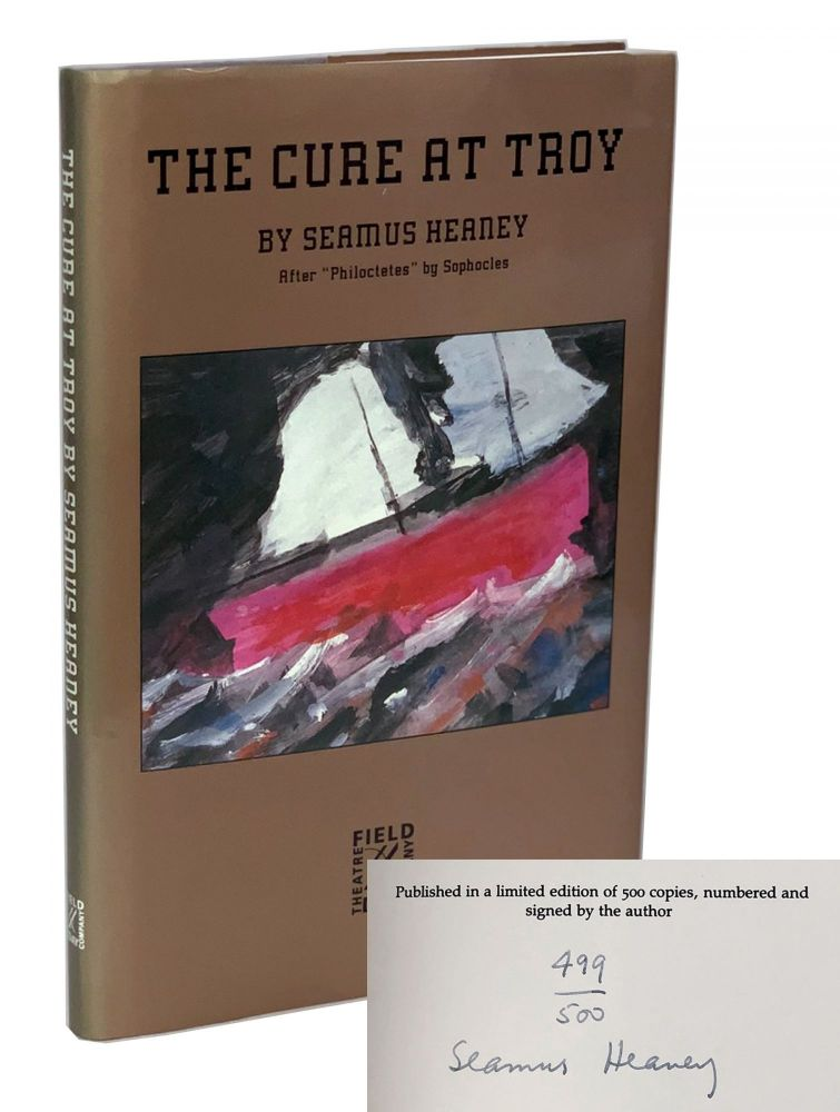 The Cure at Troy. Seamus Heaney.