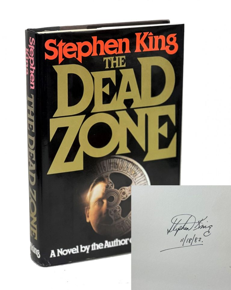 The Dead Zone. Stephen King.