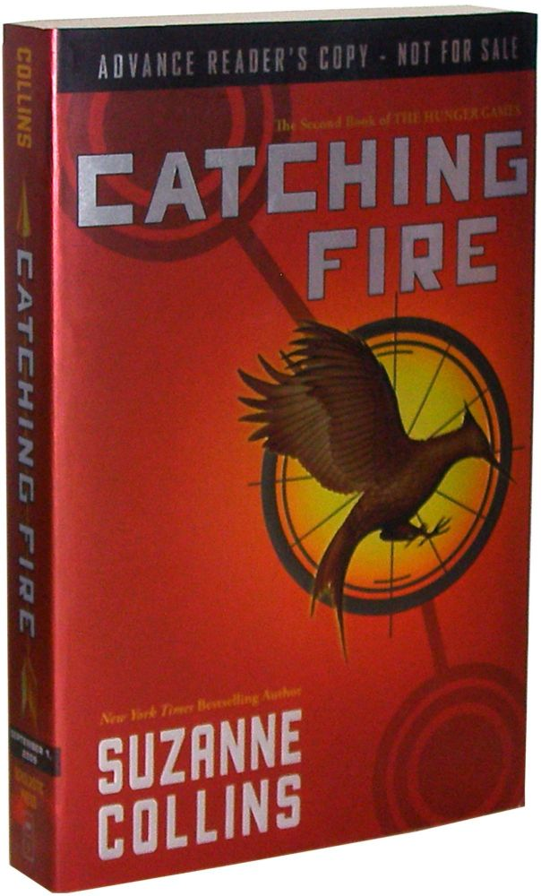 Catching Fire. Suzanne Collins.