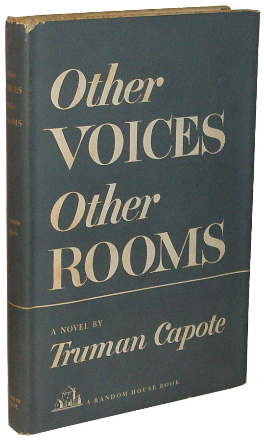 Other Voices, Other Rooms. Truman Capote.