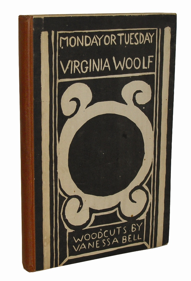 Monday or Tuesday. Virginia Woolf.