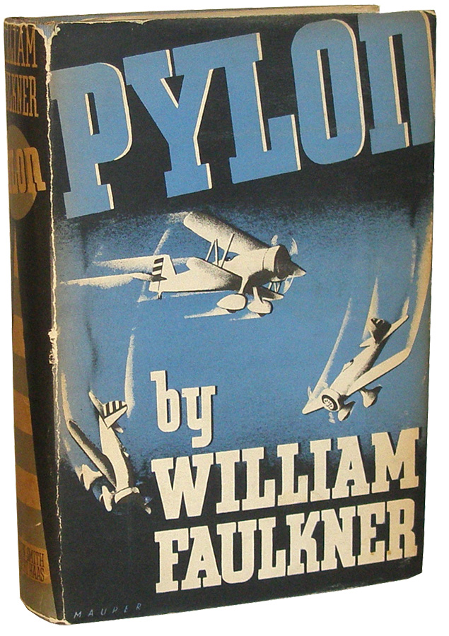 Pylon. William Faulkner.