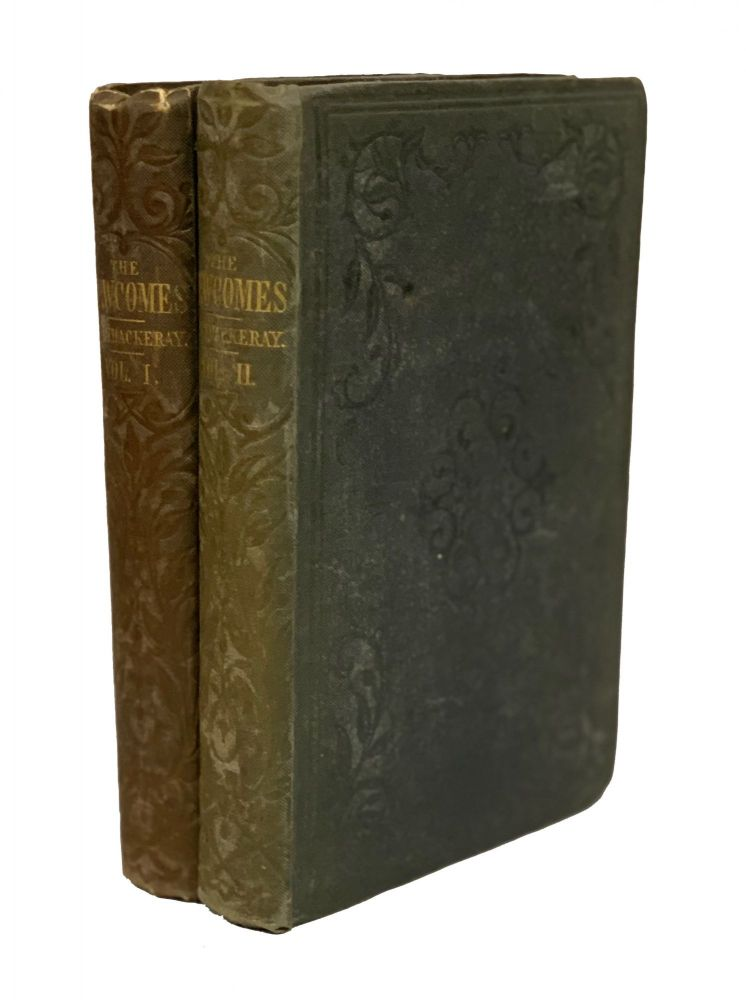The Newcomes: Memoirs of a Most Respectable Family. William Makepeace Thackeray.