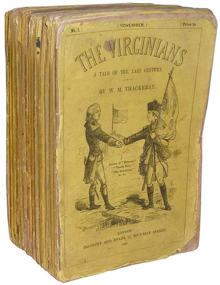 The Virginians: A Tale of the Last Century. William Makepeace Thackeray.