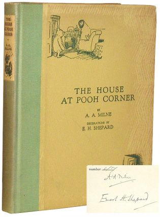 The House at Pooh Corner. A. A. Milne, Alan Alexander.