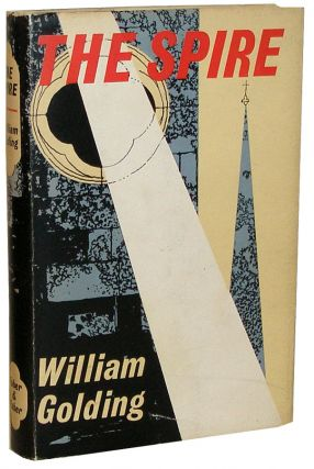 The Spire. William Golding.