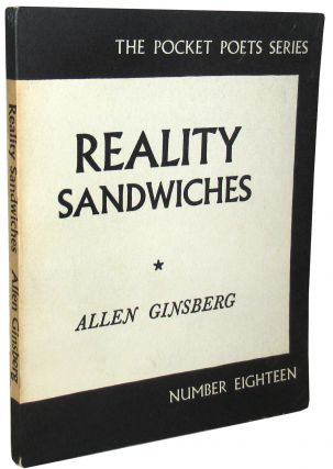 Reality Sandwiches, 1953-60. Allen Ginsberg.
