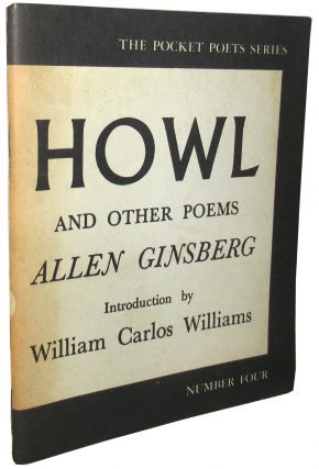 Howl, and Other Poems. Allen Ginsberg.