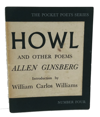 Howl, and Other Poems. Allen Ginsberg