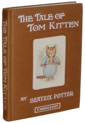 The Tale of Tom Kitten. Beatrix Potter.