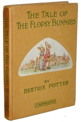 The Tale of the Flopsy Bunnies. Beatrix Potter.