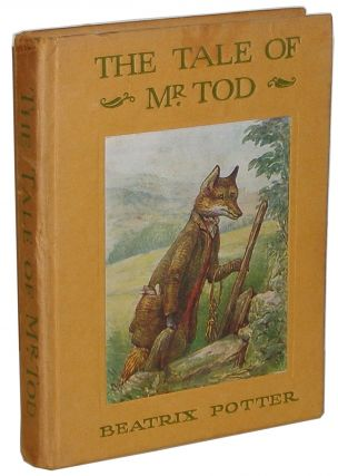 The Tale of Mr. Tod. Beatrix Potter.