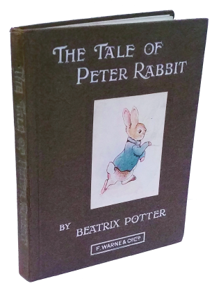 The Tale of Peter Rabbit. Beatrix Potter