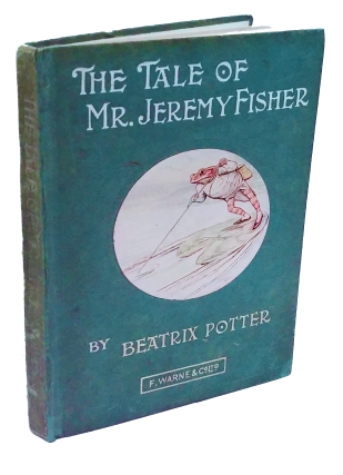 The Tale of Mr. Jeremy Fisher. Beatrix Potter