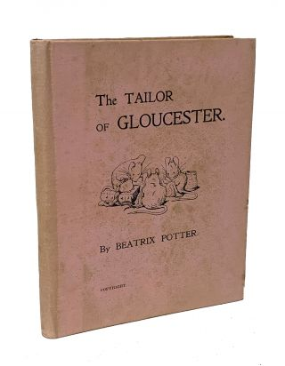 The Tailor of Gloucester. Beatrix Potter