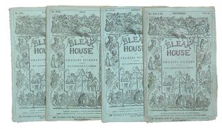 Bleak House. Charles Dickens.