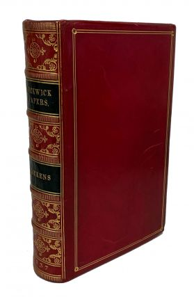 The Posthumous Papers of the Pickwick Club. Charles Dickens