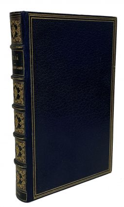 Elia: Essays Which Have Appeared Under That Signature in the London Magazine. Charles Lamb