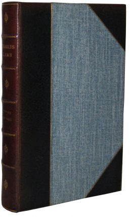 Adventures of Ulysses, Guy Faux, Etc. Charles Lamb